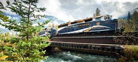 Rail Packages Without Cruises